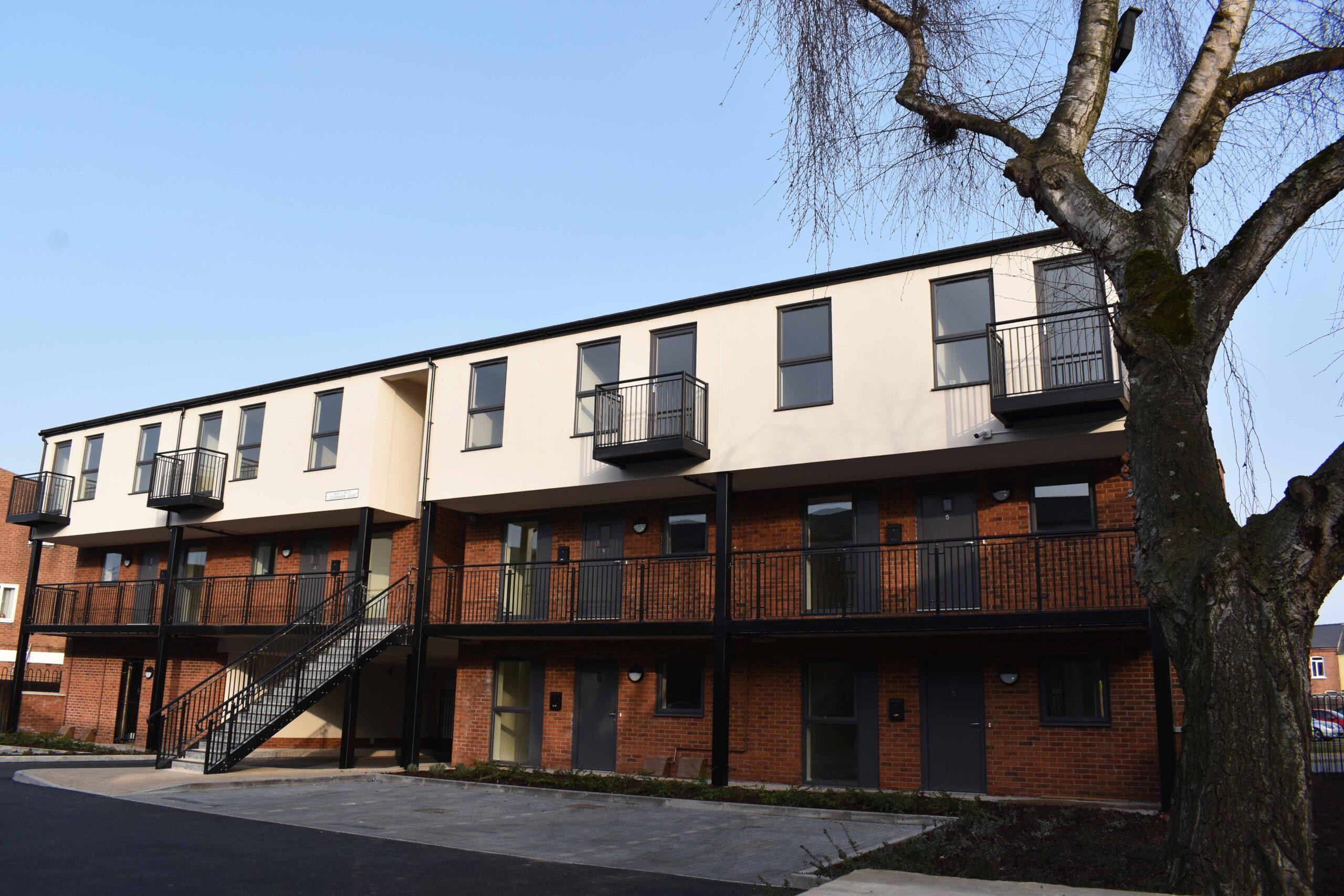 Sherborne Street, Gloucester Centre