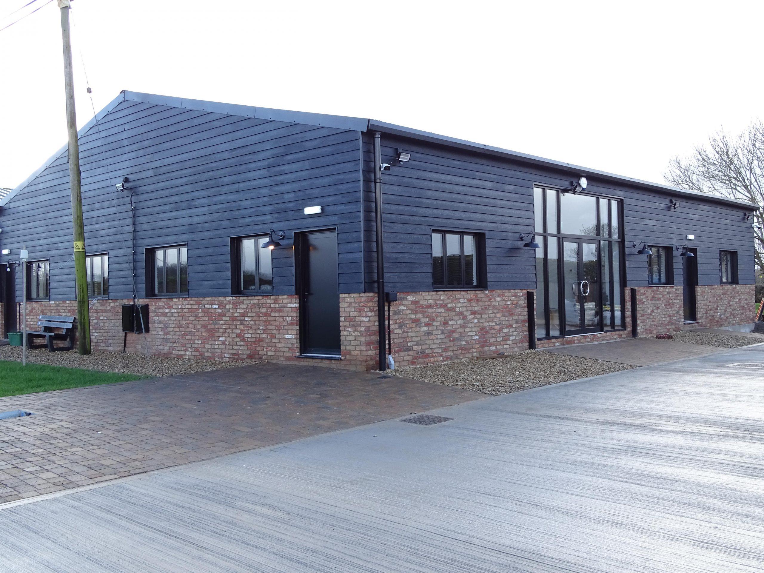 Aqua Construction Office
