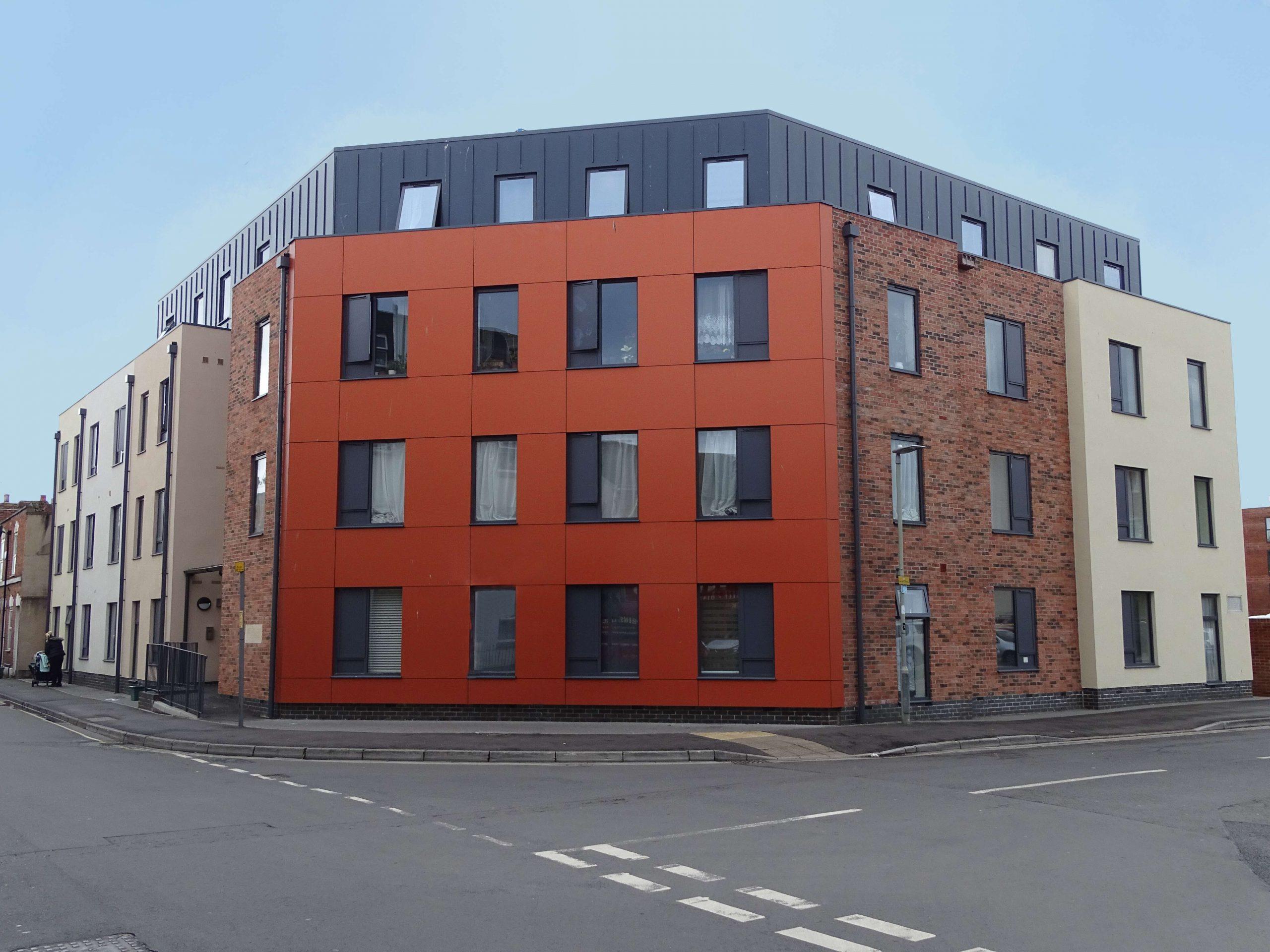 Wellington Street, Gloucester Centre